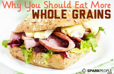 Whole Grains are the Whole Package via @SparkPeople