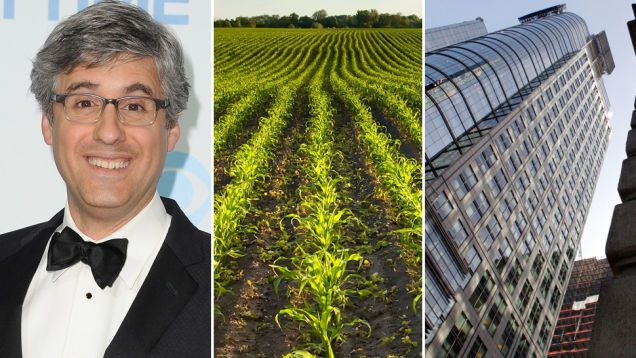 Here's How Conde Nast and Mo Rocca Are Making Propaganda for Monsanto
