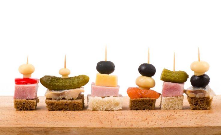 7 idei de aperitive rapide pentru petrecere