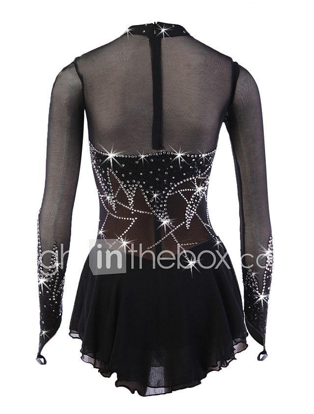 Como decorar un vestido negro con pedreria
