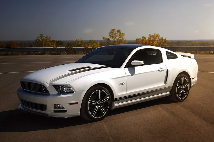 2013 Mustang | Ford releases new images of the 2013 Mustang California Special