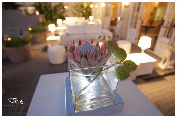 Wedding - pool terrace
