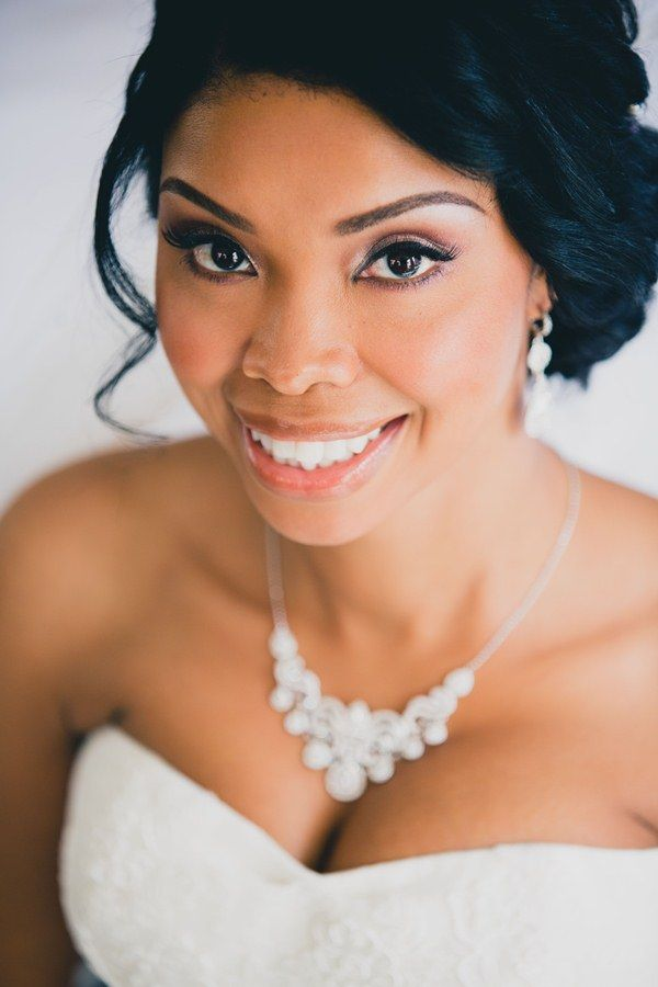 A Platinum Wedding Inf With New Orleans Culture In Virginia Munaluchi Bridal Magazine Naturalhairbride