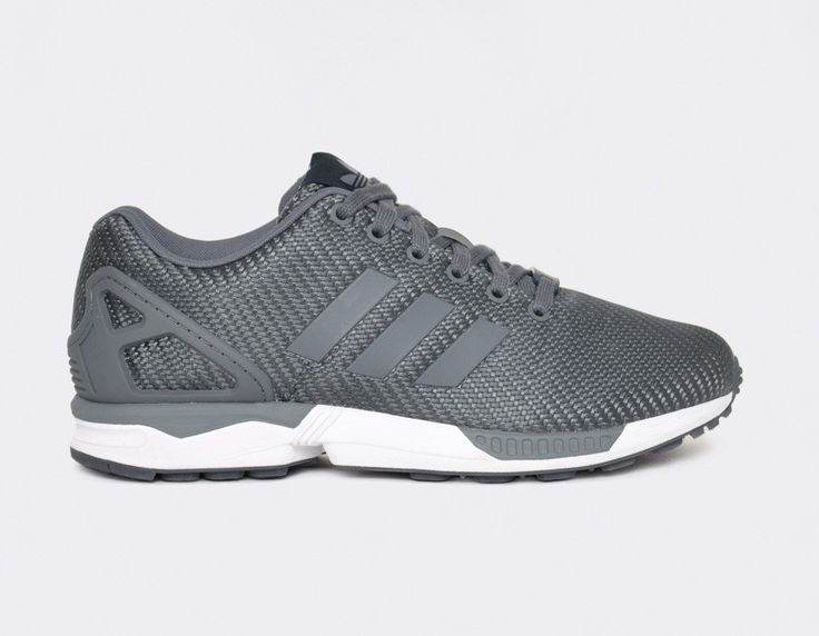 cheap for discount ab7f8 ed871 ... low price adidas zx flux ballistic grey white men sport shoes hot sale  hot price 0bda5 ...