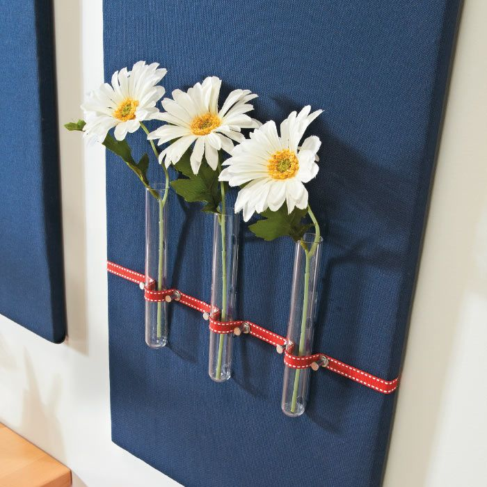 Test Tube Wall Art | Cute Way To Add A Touch Of Whimsy To A Wall · Cubicle  DesignCubicle IdeasCubicle DecorationsOffice ...