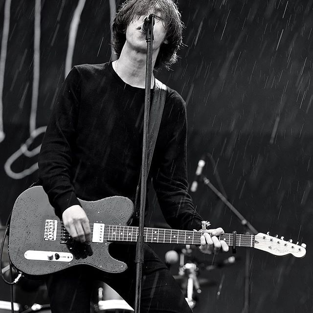 catfish and the bottlemen at Glastonbury 2015