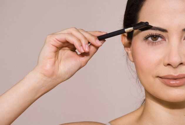How to Dye Eyebrows#design #model #dress #shoes #h…