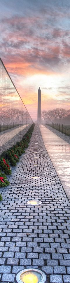 Vietnam Veterans Memorial in Washington DC from http://www.abpan.com