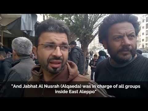 Fake Video Syria White Helmets Are Actors From Al Qaeda Al Nusra