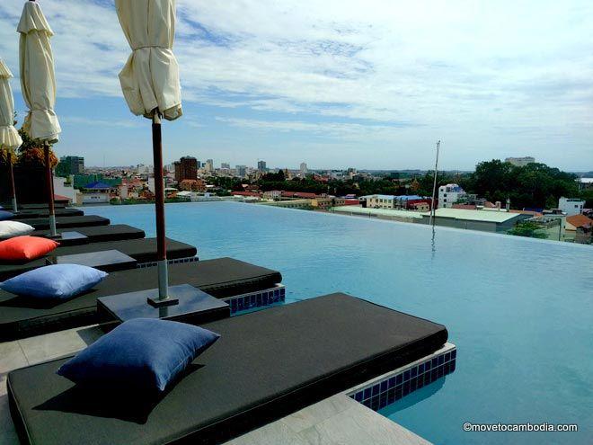 Review: Aquarius Hotel and Urban Resort, Phnom Penh