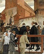 The Inauguration of the Academy of Turku (part 2/3), 1902 - Albert Edelfelt  History of Turku, old capital of Finland