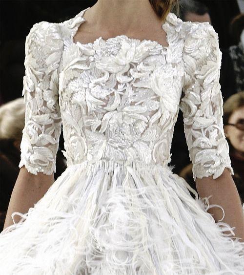 Chanel--especially love the bodice.