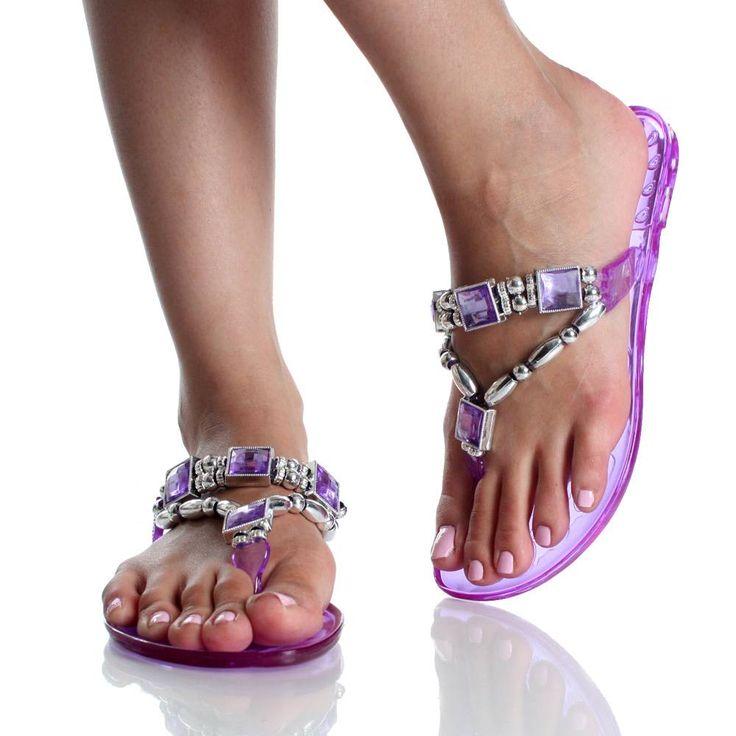 111 Best Flipflop Shoes Images On Pinterest  Beach -6229