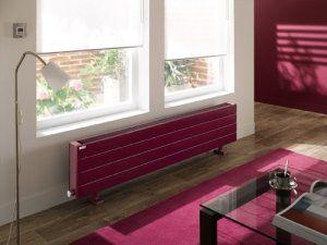 Radiateur ACOVA Fassane Premium Plinthe - TCLXD/Puiss : 1 000 W- H : 309 - L : 1 000/Blanc/TCLXD-100-100