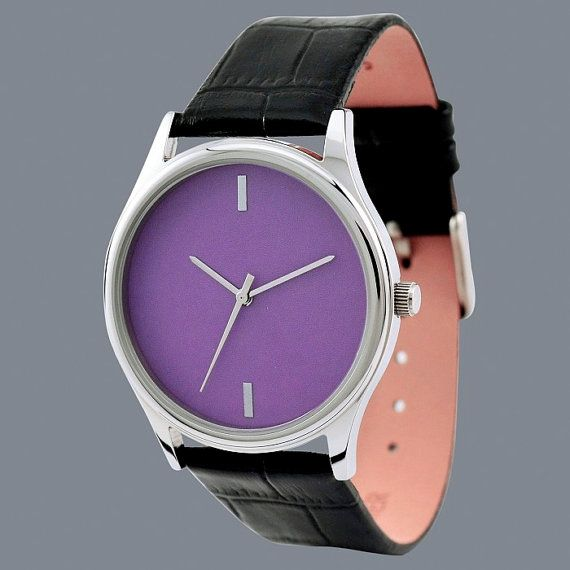 Simple Watch (Purple) ($33.00) - Svpply
