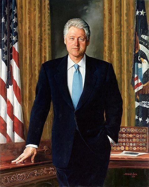 President  William Clinton (#42)