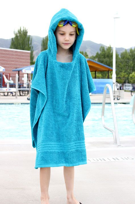 For Swim Team ( Need Red or Black   hooded towel