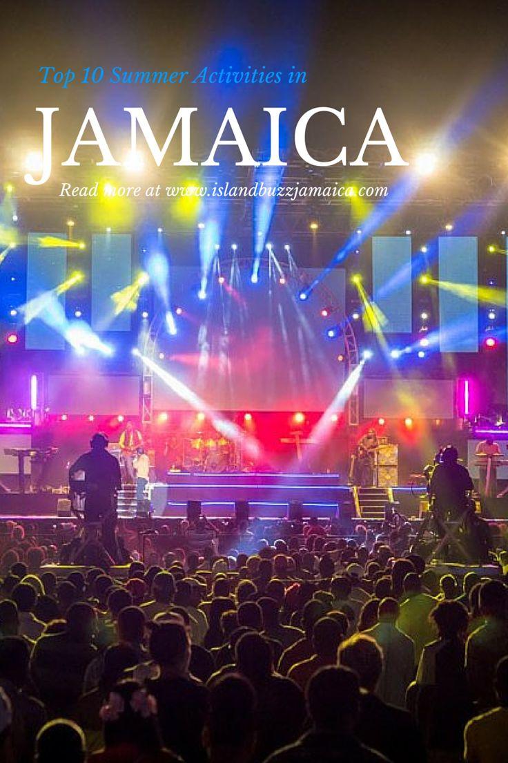 Top 10 Summer Activities in Jamaica