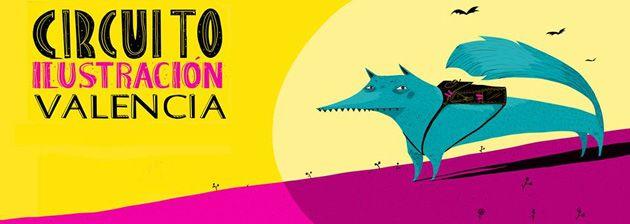 Circuito de Ilustración de Valencia, más que dibujos (Yosfot blog)