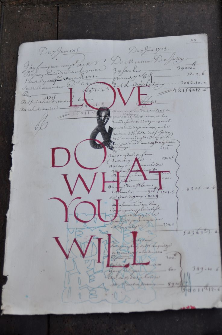 """""""LOVE and do what you will.""""  St Augustine // Oh! The pastor quoted this! I love it!"""