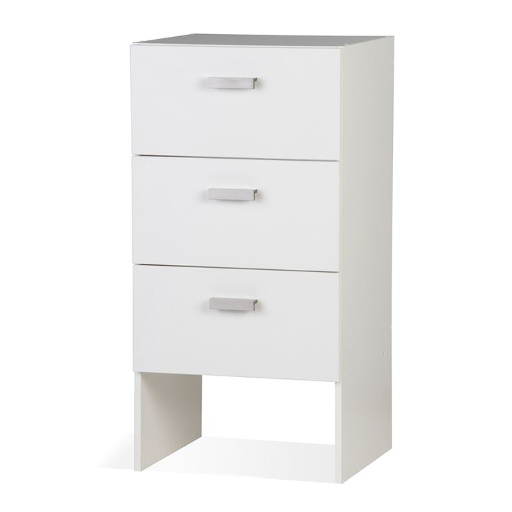Bedford 3 Drawer Wardrobe Insert