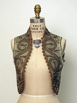 19th century Turkish Vest