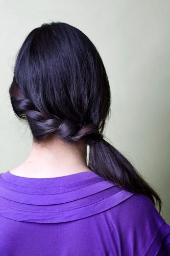Rolled twist side ponytail: Hair Ideas, Hair Styles, Long Hair, Beautiful Hair, Summer Hairstyles 2012 Twist 1, Side Ponytail, Beauty