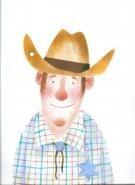 Cowboy Henk from 'Bij ons in de straat' (on our street) Lemniscaat june 2012