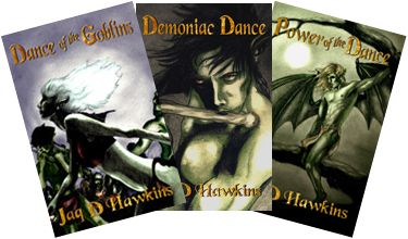 Goblin Series by Jaq D. Hawkins:
