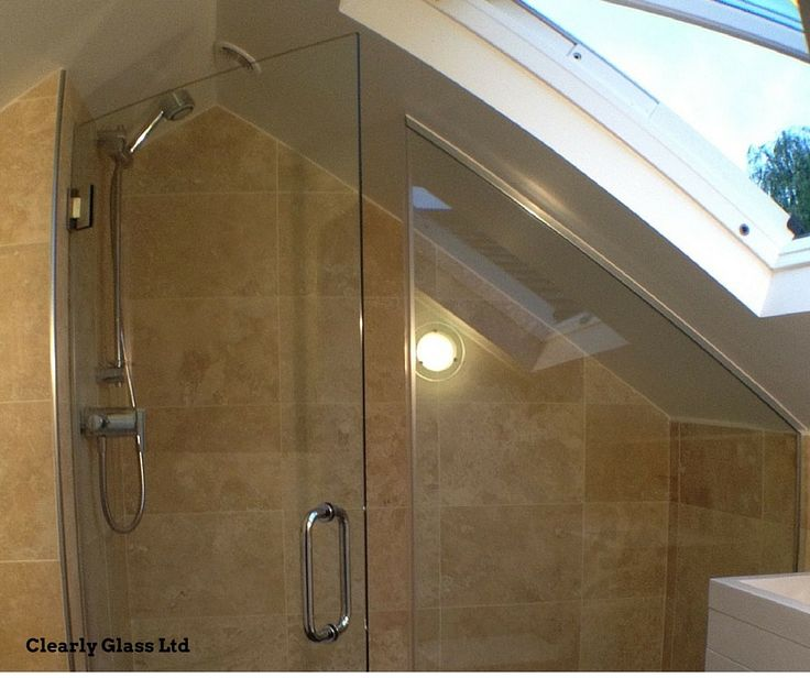 It Can Be A Tricky Process To Install A Shower In An Attic