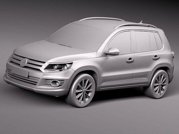 2014 Volkswagen Tiguan 2014 Volkswagen Tiguan Concept – TopIsMag
