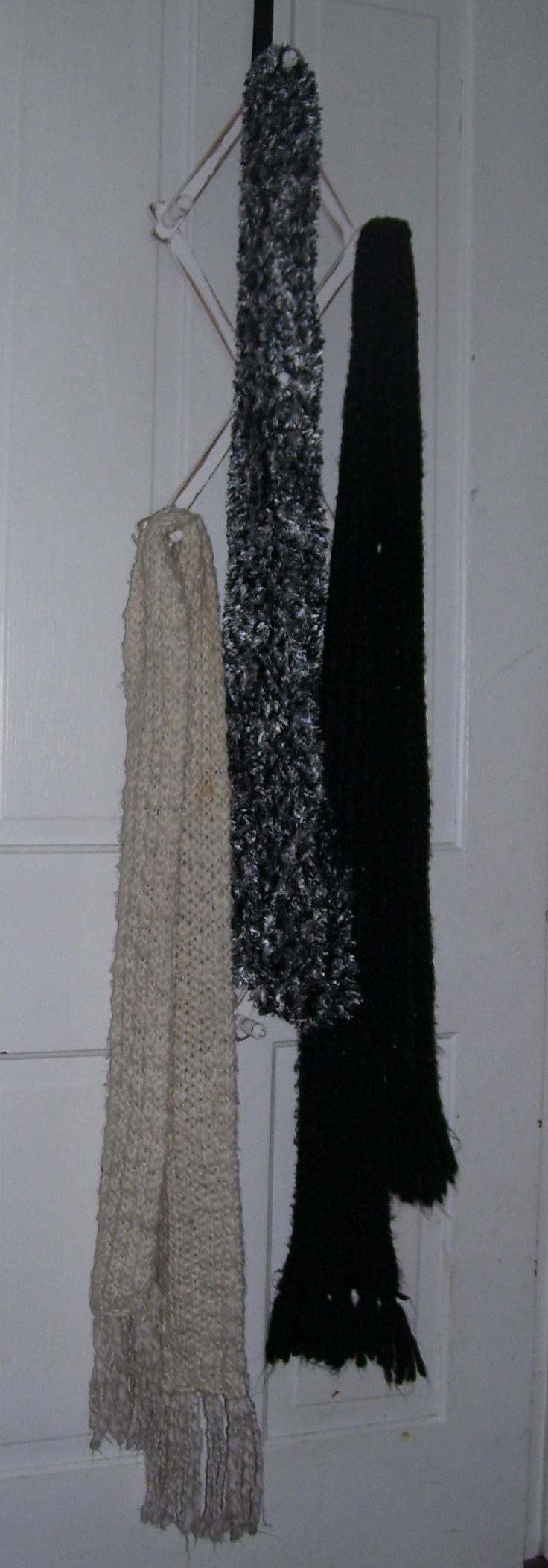 Best 20+ Scarf rack ideas on Pinterest   Tie hanger ideas ...