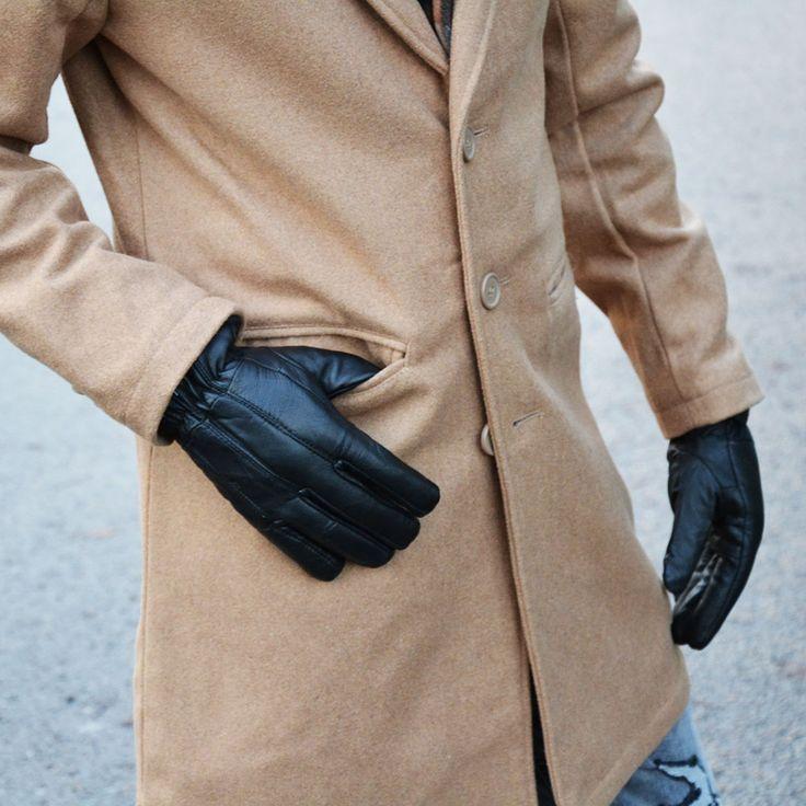 Men's leather gloves €9,99 http://mymenfashion.com/catalogsearch/result/?q=leren