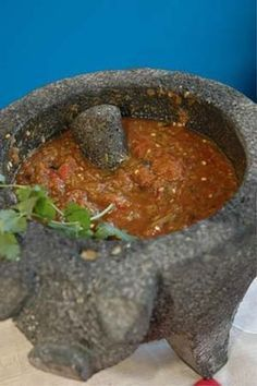 Salsa Picante Roja (Hot Red Sauce) Authentic Mexican Recipe.