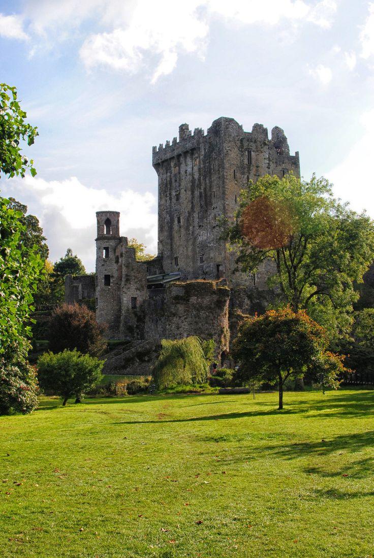 Lotheriel's Elven Realm - allthingseurope:   Blarney Castle, Ireland (by...
