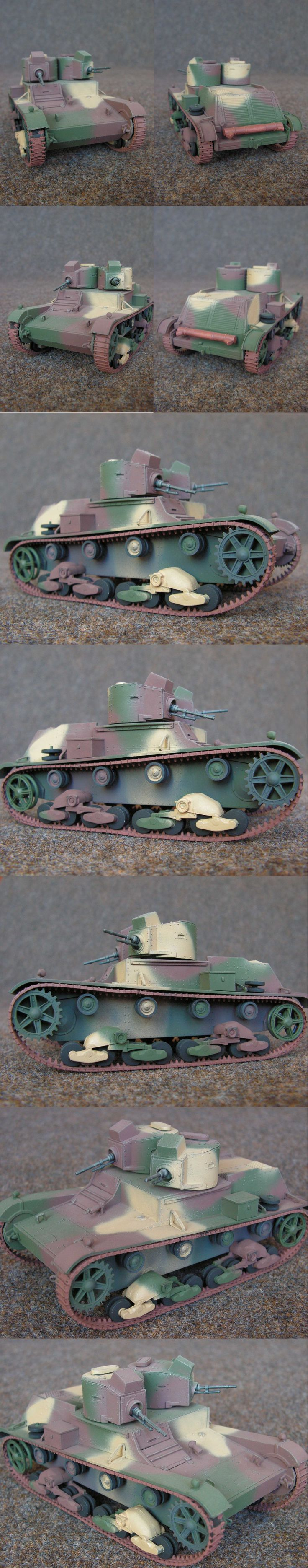 7 TP 1939 Mirage