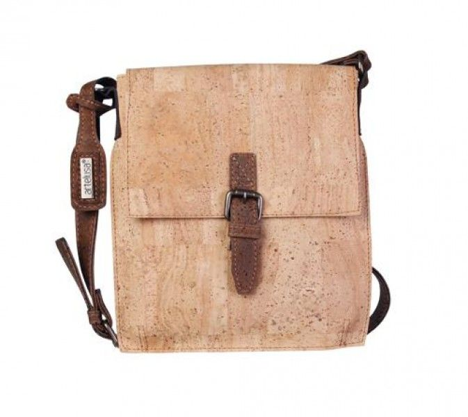 Handtasche aus Kork, Korktasche, Umhängetasche, Schultertasche: www.korkstyle.de