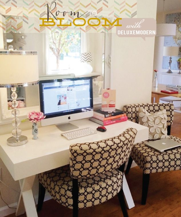 Fortable And Cute Home Office Design Ideas: 170 Best Images About Women's Home Office Ideas On