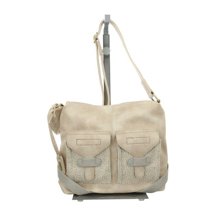 NEU: Rieker Handtaschen H1348-60 - beige -