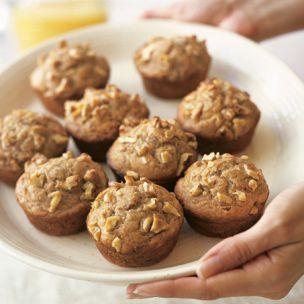 Banana-Buttermilk Muffins | Recipe | Muffins, Buttermilk Muffins and ...