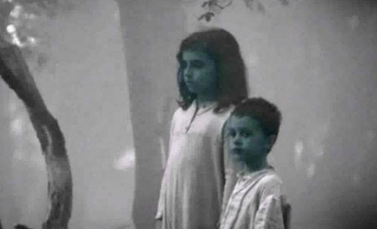La escalofriante historia de los niños verdes de Woolpit