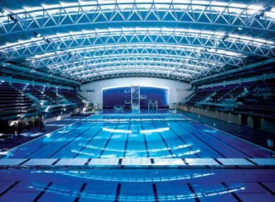this olympic swimming pool lanes is a nice wallpaper and stock photo for your computer desktop or smartphone and your personal use and it is available in