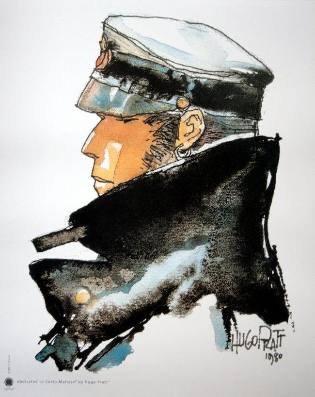 Hugo Pratt - Corto Maltese