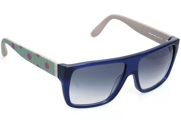 Marc by Marc Jacobs MMJ287/S/DRN/58/14 #sunglasses #optofashion