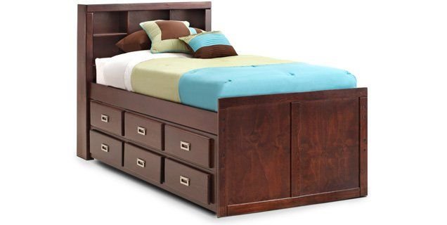 Adult Bedroom With Twin Bed