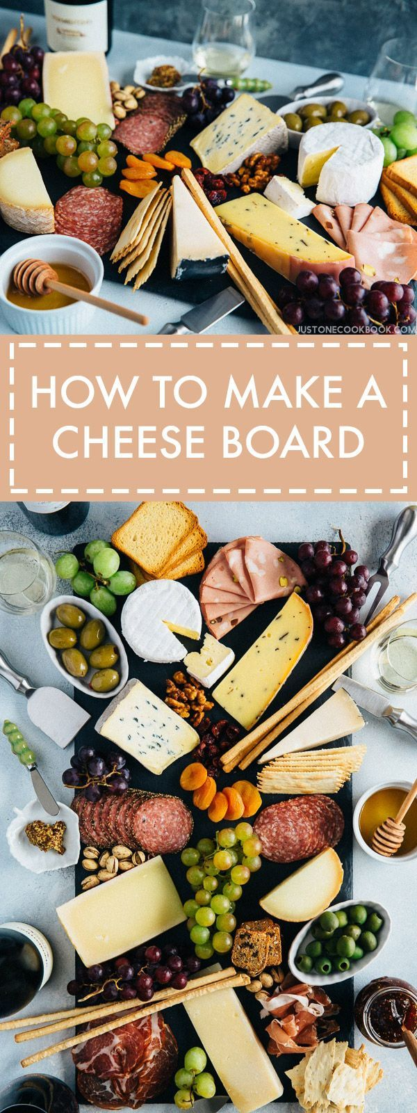 Making a beautiful cheese board to entertain guests and friends! Here are some quick guides on how to create a well-balanced cheese board!
