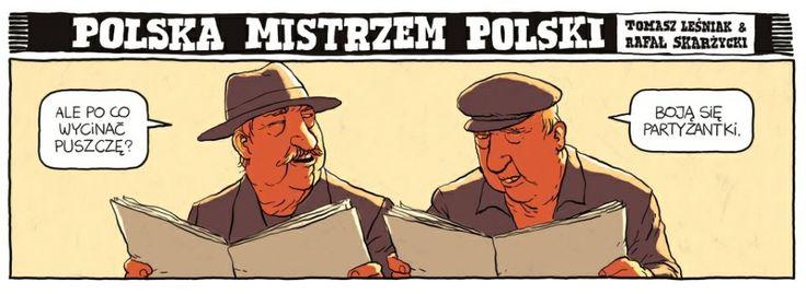 Zdjęcie numer 45 w galerii - Polska mistrzem Polski