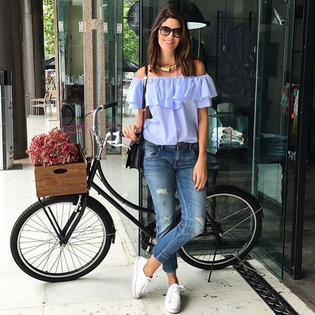 ᙖᕮᒪᒪᗩ ᙖᖇᗩǤᗩ @achadosebabados A blusa ombro a o...Instagram photo | Websta (Webstagram)