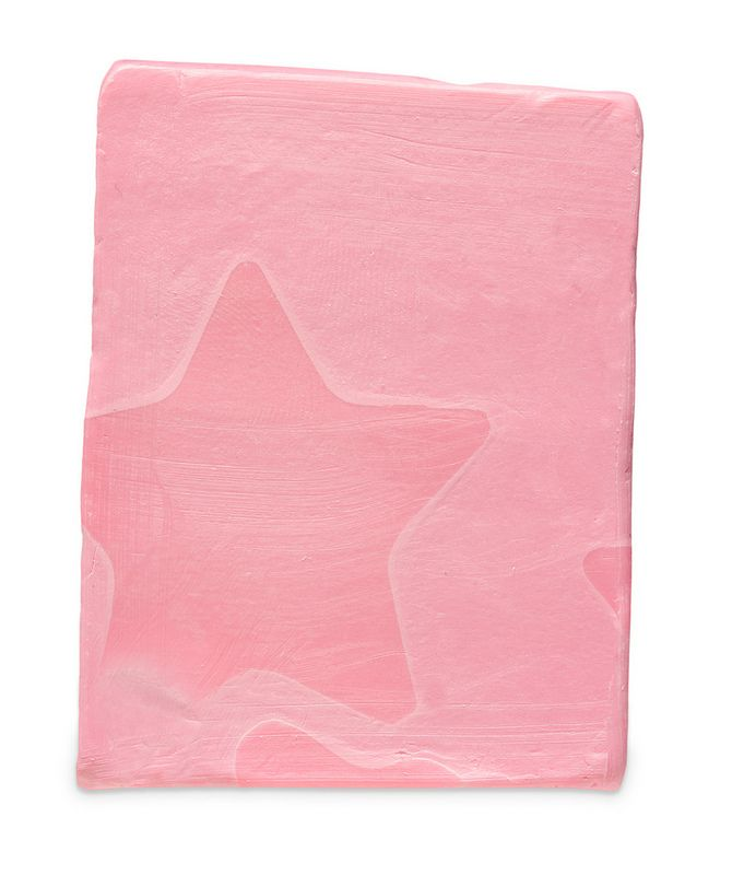 Rock Star Soap - The creamy vanilla sweetie. Here's a soap for all of us who know we ought to be attracted to sophisticated beiges and navy blues, but can't help grabbing everything pink! The Rock Star soap smells just like Creamy Candy Bath, so all you budding starlets can shower and bathe with our sweet vanilla perfume.
