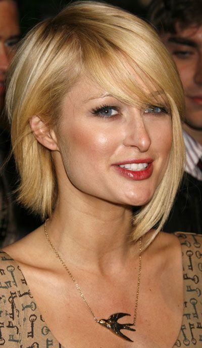 Medium hair trials *: Medium Haircuts, Paris Hilton, Celebrity Hairstyles, Shorts Hair, Bobs Hairstyles, New Haircuts, Hair Cut, Hair Style, Summer Hairstyles